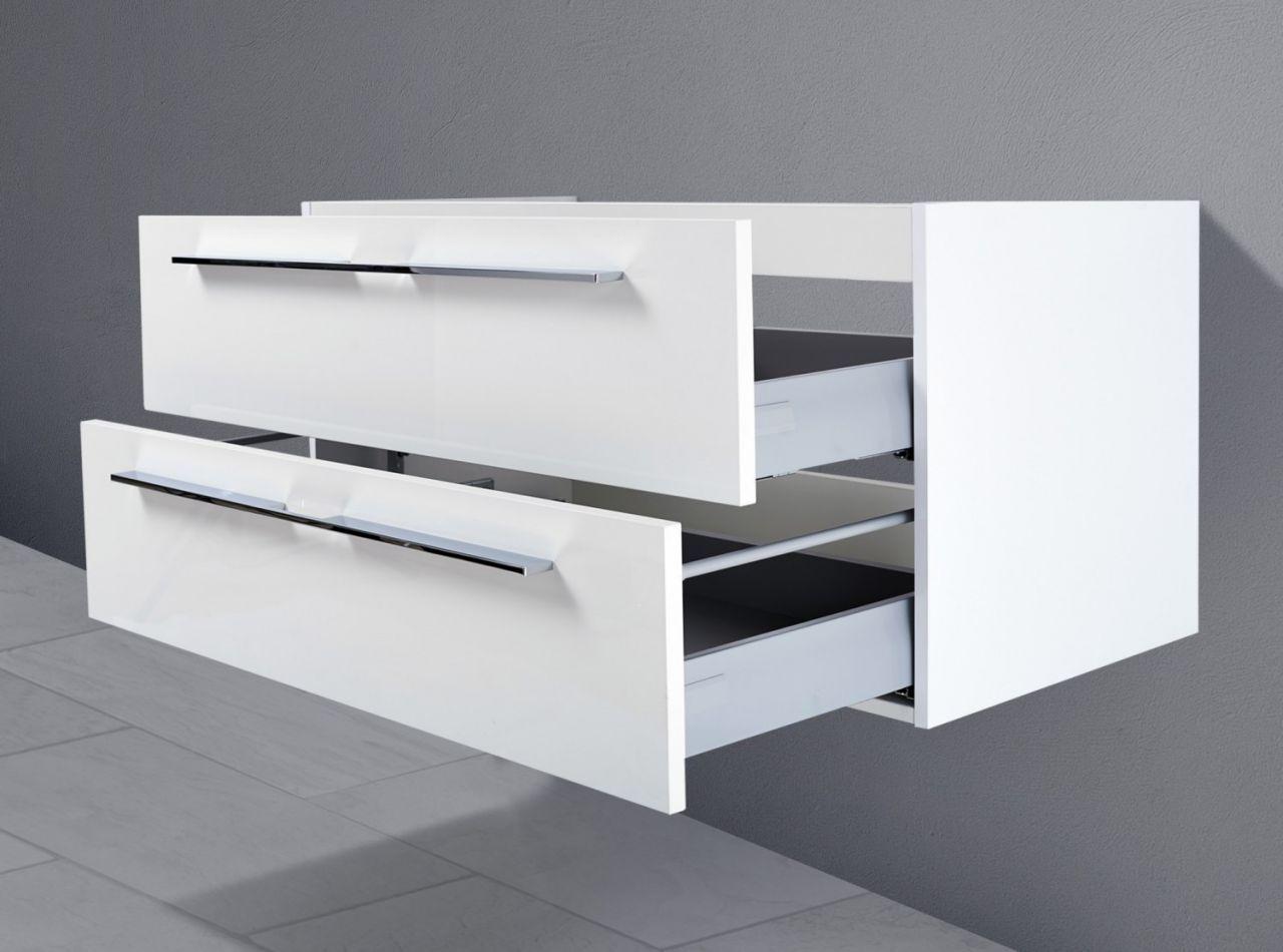 Duravit Badezimmer ~ Waschtisch unterschrank zu duravit d code doppelwaschtisch 120 cm