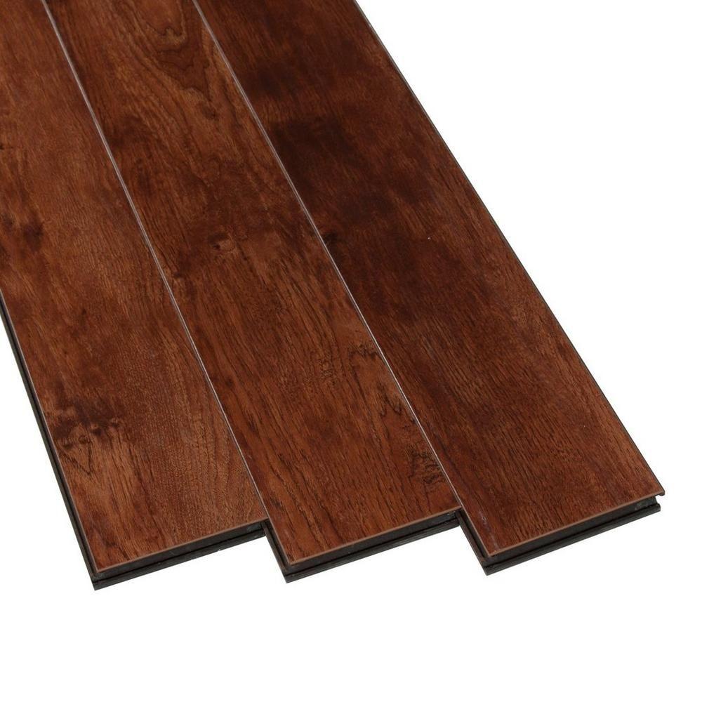 AquaGuard Rosewood Water-Resistant Laminate
