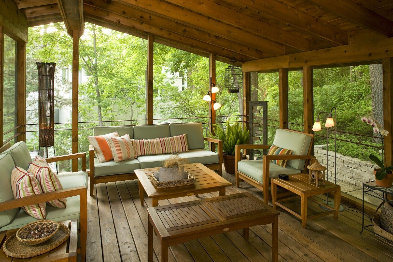 Back Porch Ideas That Will Add Value & Appeal To Your Home | Porch ...