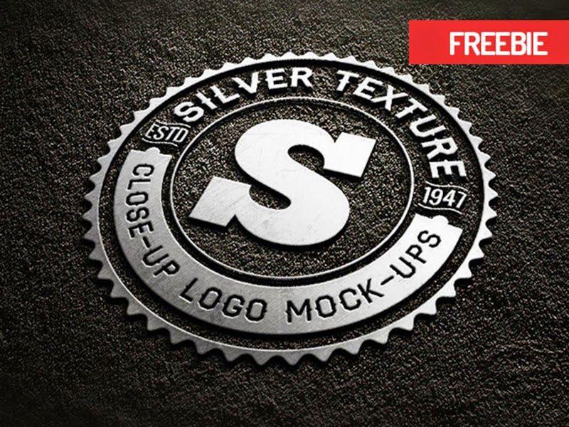 Download Close Up Logo Mock Up Logo Mockups Psd Logo Mockup Free Logo Mockup
