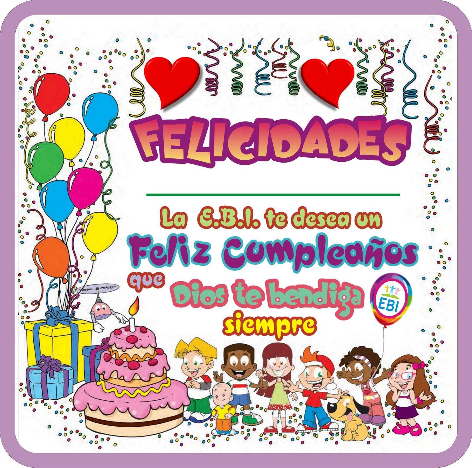 frases de cumpleanos para ninos imagenes de cumpleaños para niños felicidades 2 jpg recepies