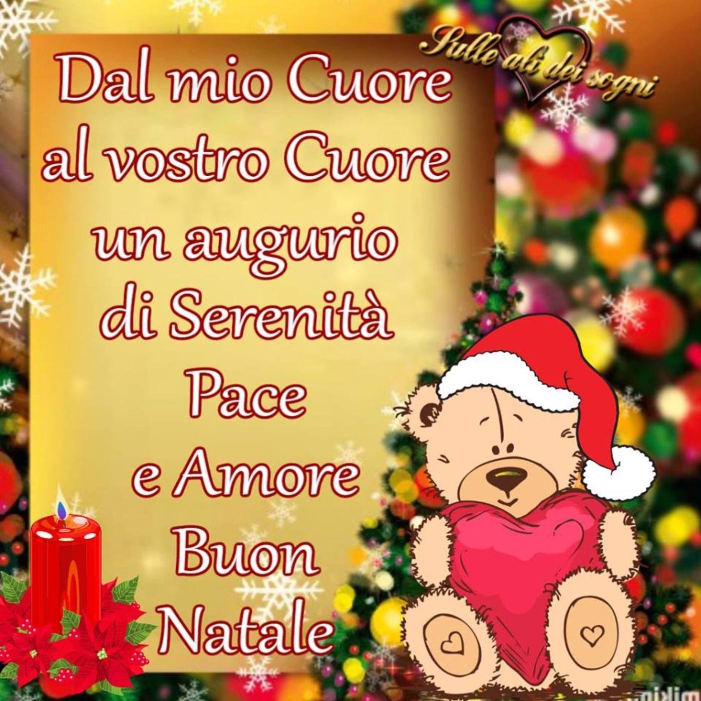 Immaggini Di Buon Natale.Bellissime Immagini Per Buon Natale 5009 Christmas Wishes Christmas Noel Christmas Time
