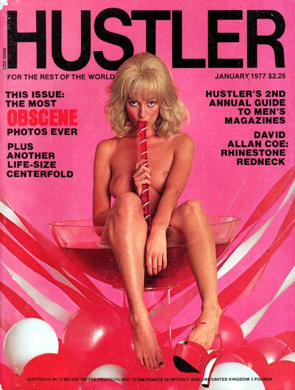 Hustler centerfold 1995
