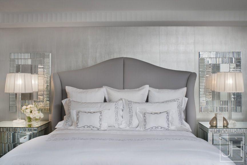5th Avenue Project Jamie Herzlinger Master bedroom