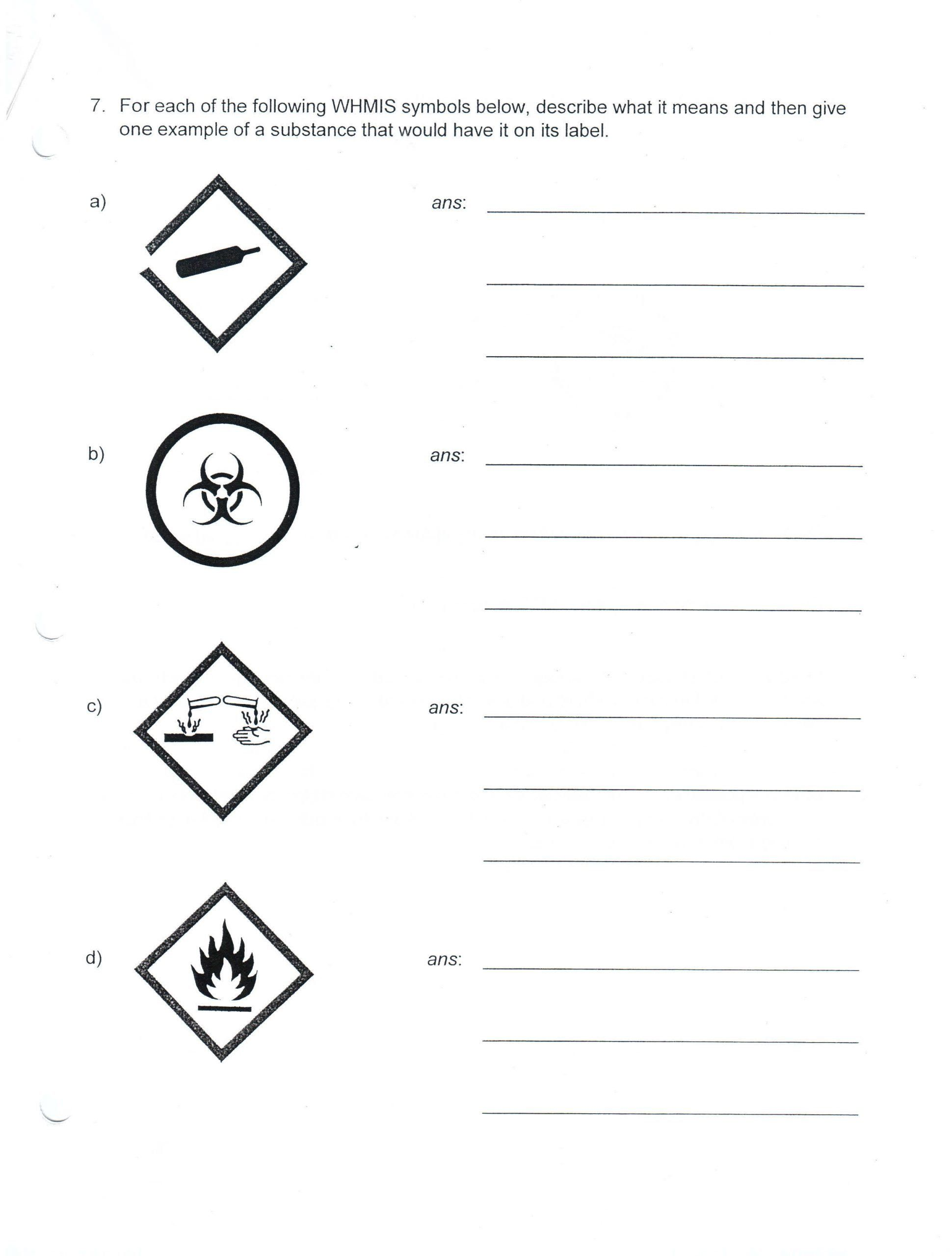 Laboratory Safety Symbols Worksheet Science 8 Mara Benson S Courses Worksheets Time Worksheets Elapsed Time Worksheets