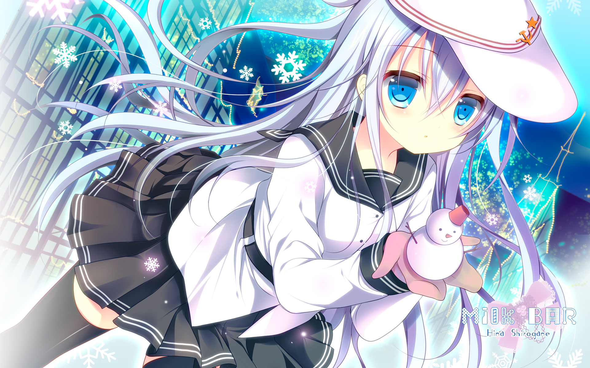 800 Wallpaper Abyss Anime Girl HD Terbaik