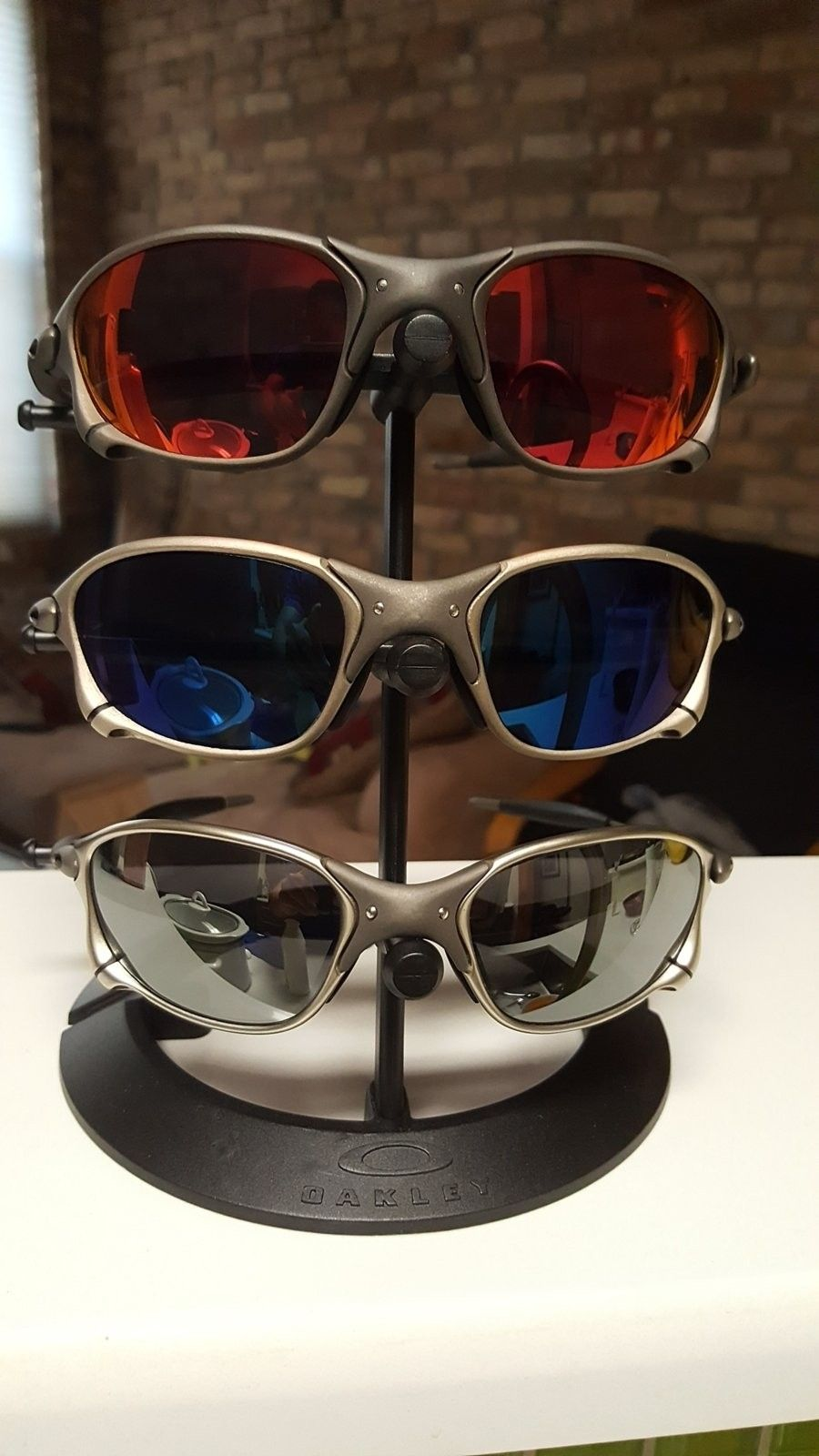 bca3fccf1d Sunglasses · 3 is always better than 1... Oakley  XX  XMetal http