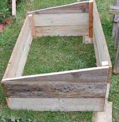Nice planter box!