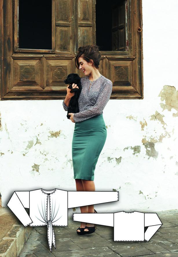 Sicilian Streets: 10 Women\'s Sewing Patterns | tops | Pinterest | Feiern
