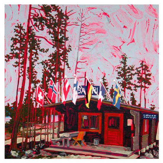 Maalauksia 2009 - Sirpa Särkijärvi