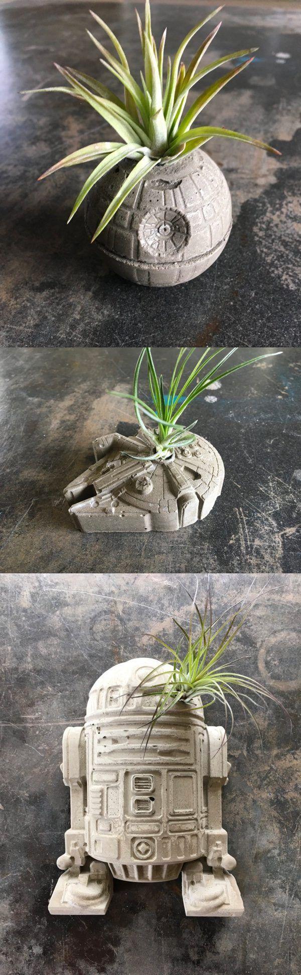32 Uniquely Beautiful Concrete Planters Concrete