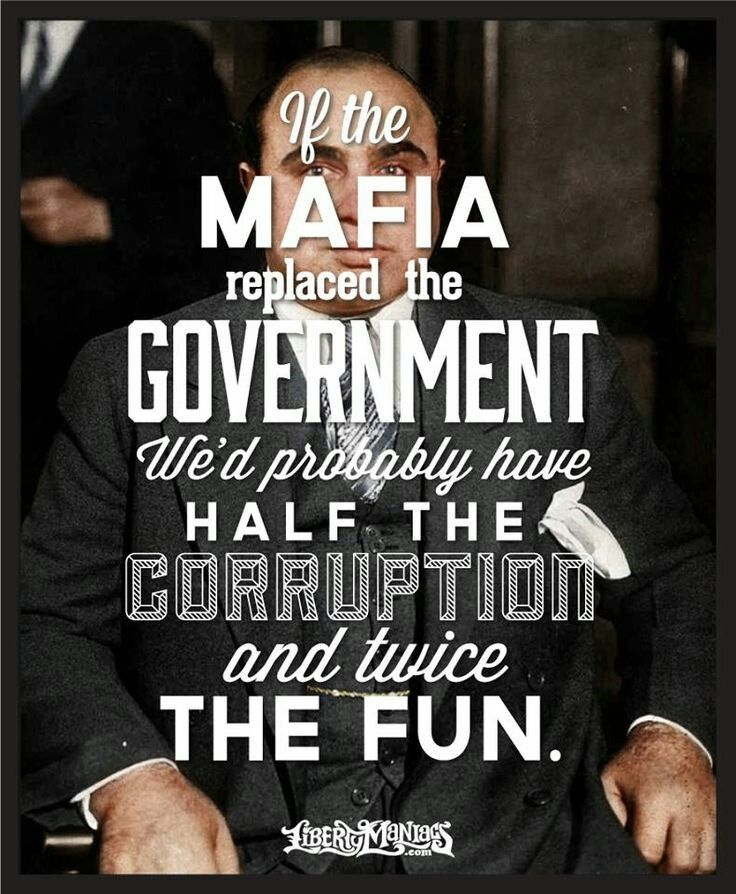 Collaborations between the United States government and Italian Mafia