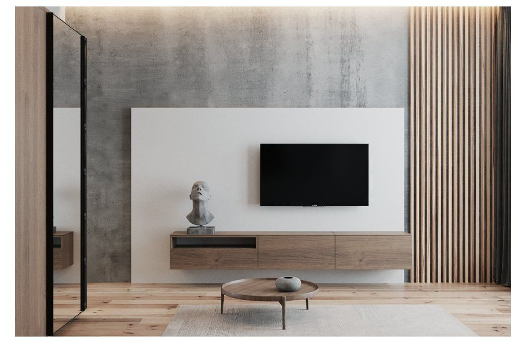 Home Staging Tips And Ideas Improve The Value Of Your Home 116466 Sofas Home St In 2020 Minimal Living Room Living Room Tv Unit Designs Living Room Design Modern #wall #unit #design #for #living #room