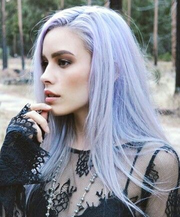 lavenderhair purple hair love it magical hair colors in 2018 pinterest bunte haare haar. Black Bedroom Furniture Sets. Home Design Ideas