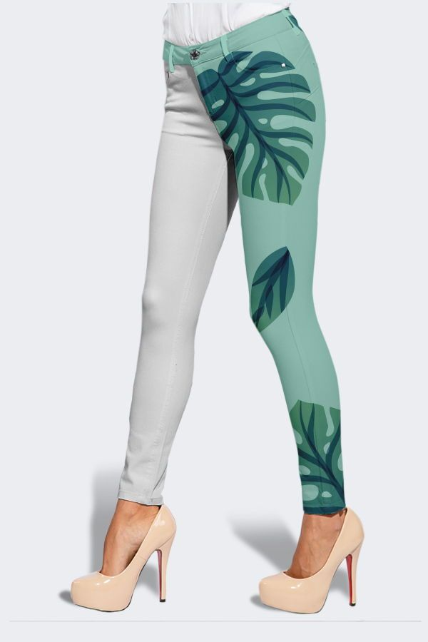 fashion mockup free psd file woman leggings mockup template for