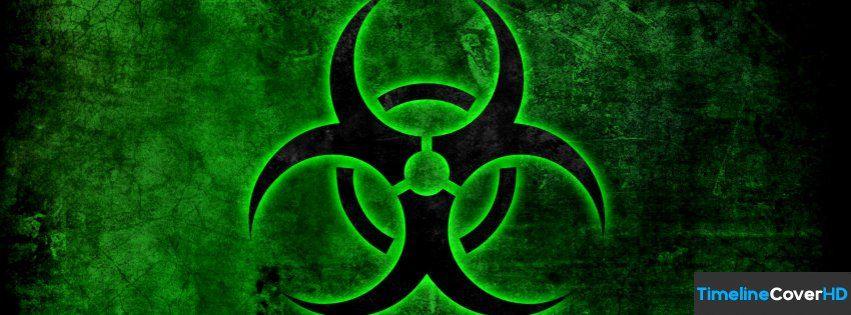Bio Hazard Sign Facebook Timeline Cover Hd Facebook Covers