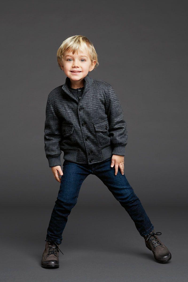 Dolce & Gabbana Childrenswear Winter '14