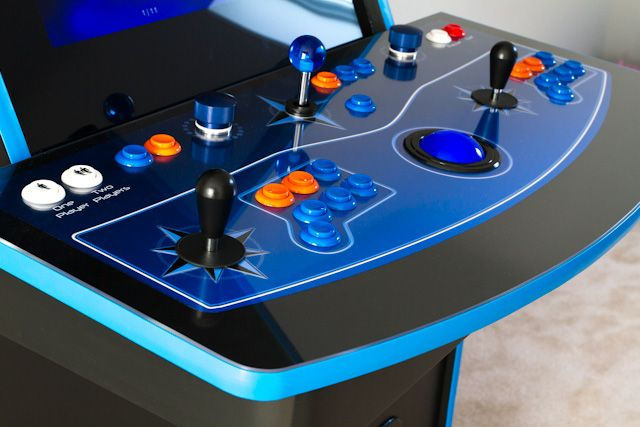 Trackball and spinner | Arcade | Arcade controller, Arcade control