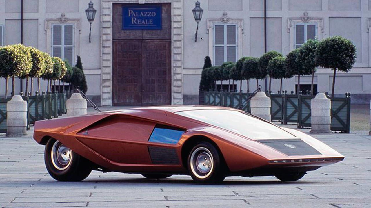 The 10 best cars designed by Bertone   Concept cars ...