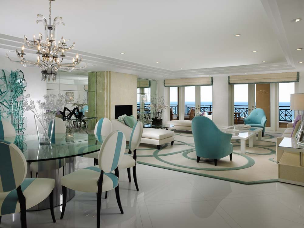 Beau Geoffrey Bradfield | Luxury Interior Design | Luxuria, Boca Raton