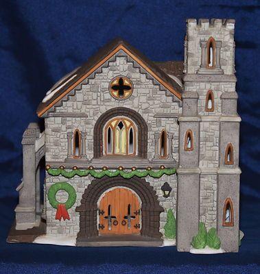 Whittlesbourne Church Dept 56 Dickens Village