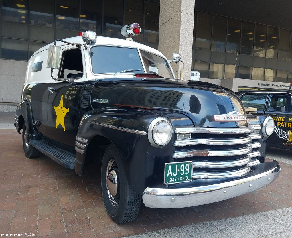 Lake County Sheriff 1948 Chevy Truck | Misc Police Vehicles