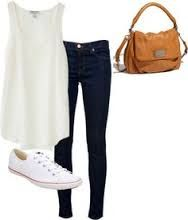 0dd4e3386752 Image result for summer school outfits tumblr