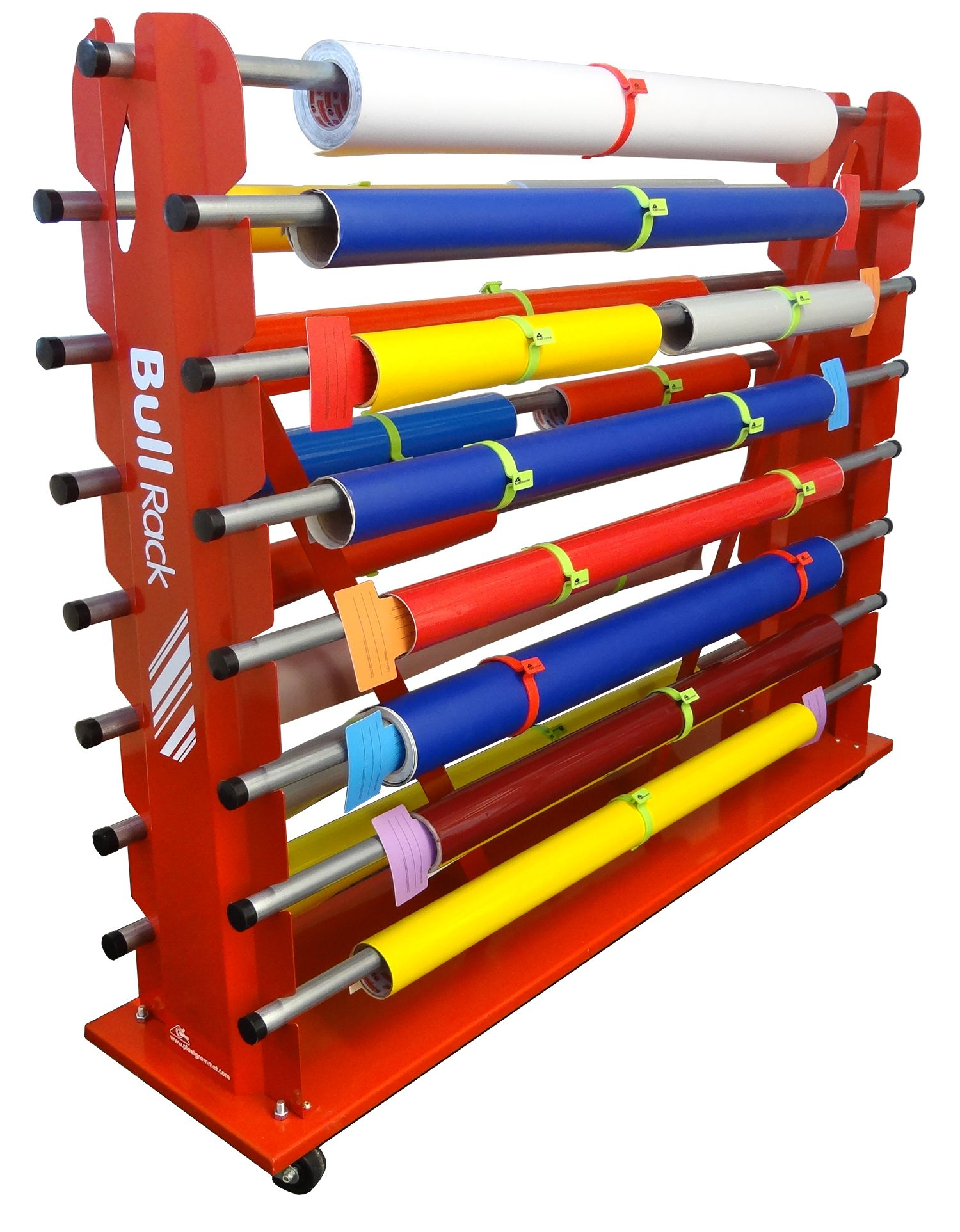 Perfect Rolling Storage For Digital Media. For 15 Rolls, Maximum Roll  Lenght 1620 Mm