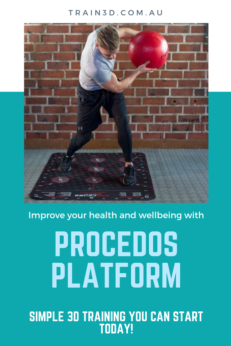 Procedos Platform 9 Abc Pro Fitness Professional Body Weight Training Functional Training