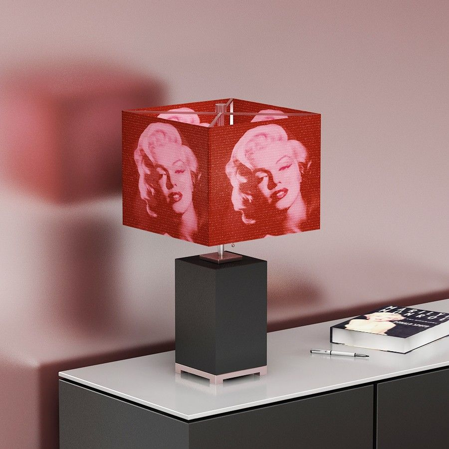 Marilyn Monroe Stuff For Bedroom Marilyn Monroe Table Lamp 3d Model 11 3d Furniture Models