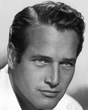 Born Paul Leonard Newman on Jan. 26,  1925 in Shaker Heights, OH.  Died Sept. 26, 2008 of cancer in Westport, CT #hollywoodstars