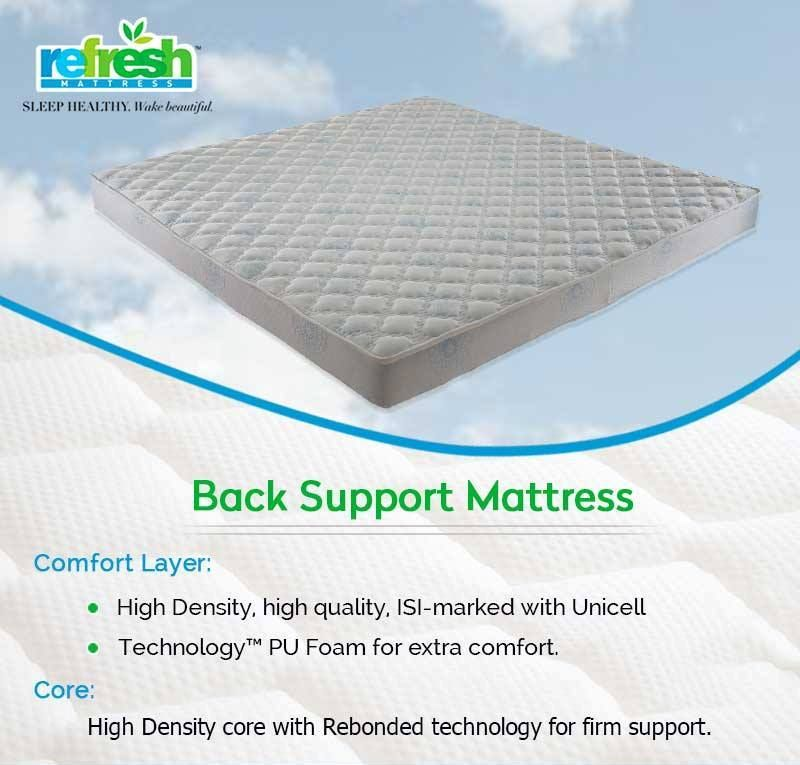 Pin On Back Support Mattress