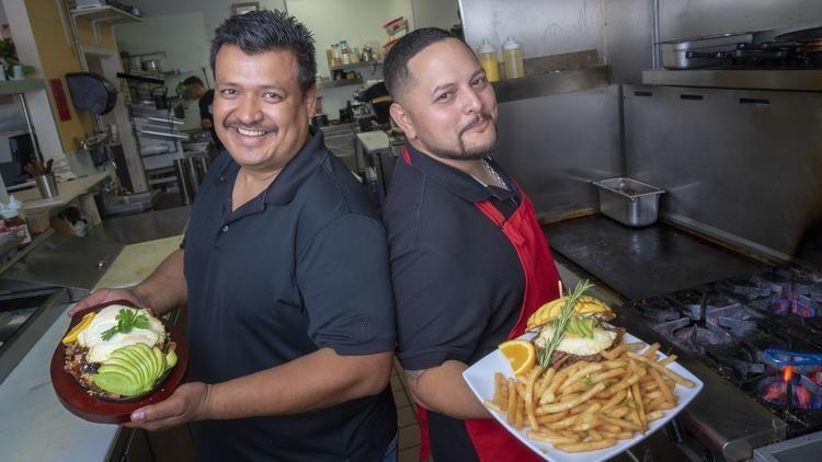 Mexipino breakfast restaurants eat and go filipino