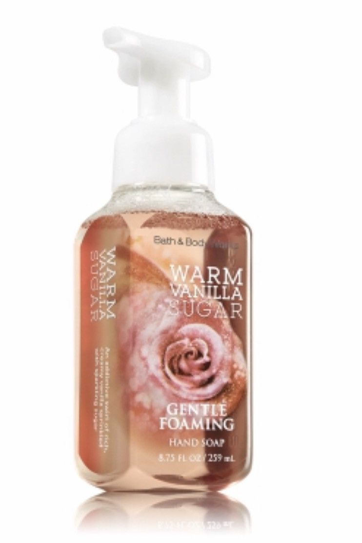 Bath Body Works Warm Vanilla Sugar Hand Soap Bath And Body