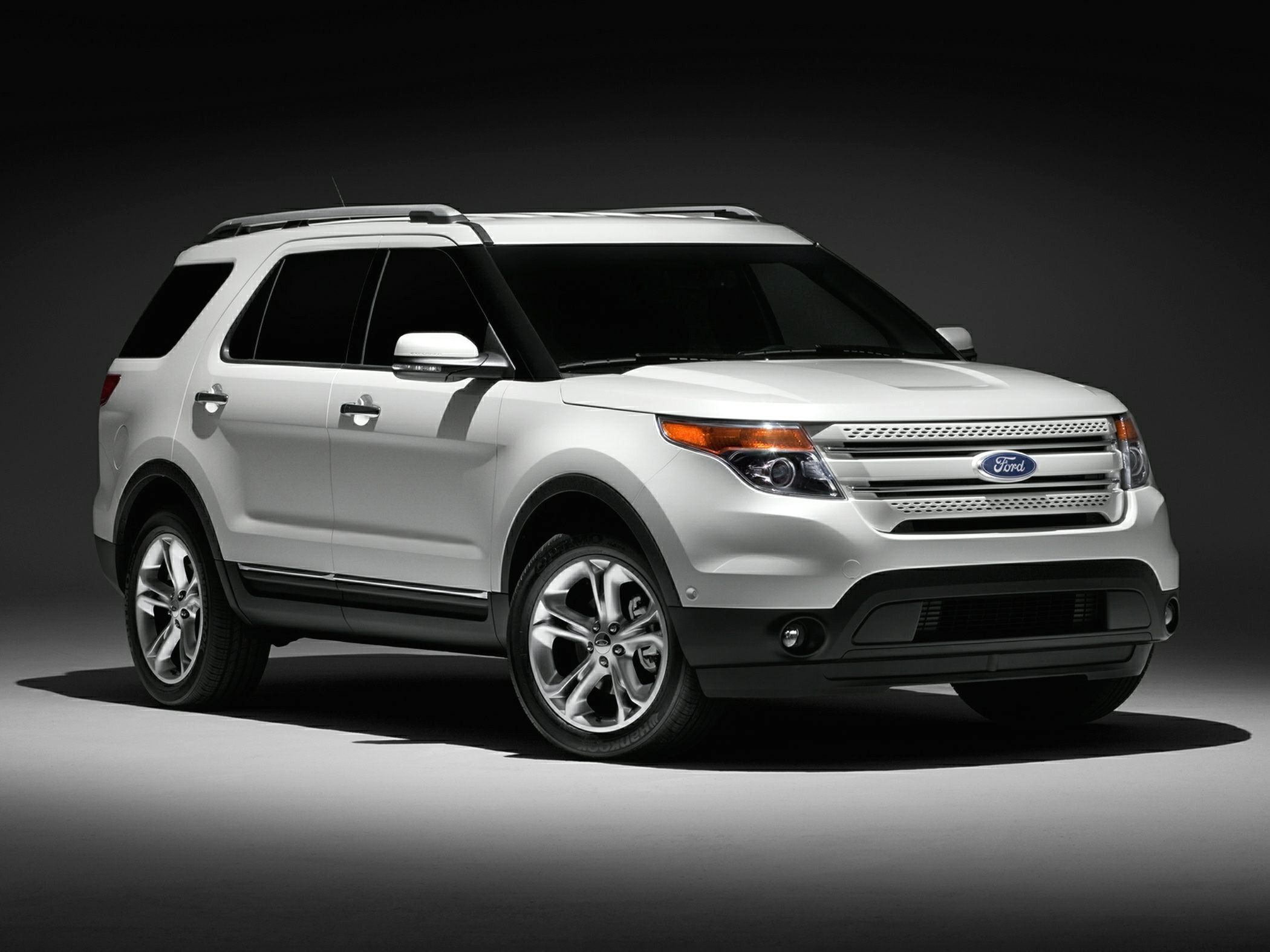 Ford Explorer Specifications Форд