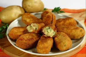 Photo of Baked Potatoes Croquette