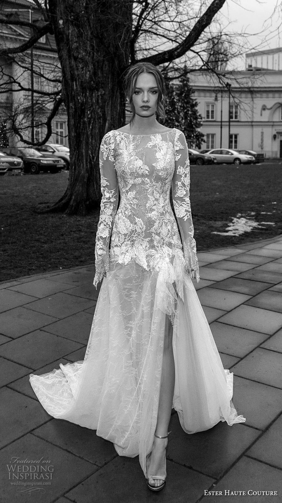 Ester haute couture wedding dresses f gowns