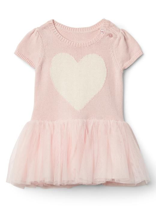 f0253b91c2c5d Gap Baby Heart Tutu Dress Misty Rose Size Baby Tutu Dresses, Girls Dresses,  Cute