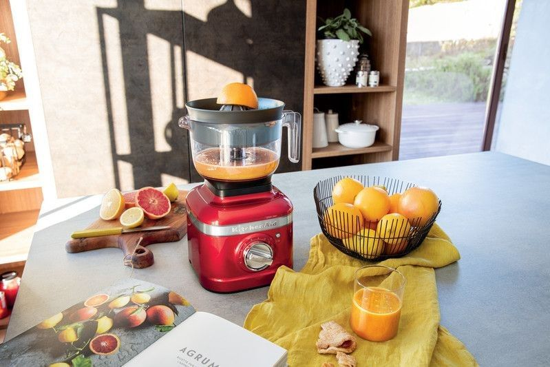 Blender kitchenaid k400 pomme damour presse agrumes pas
