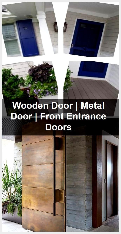 Photo of Tredør | Metalldør | Front Entrance Doors, #door #doors #entrance #Front #Metal #woode …