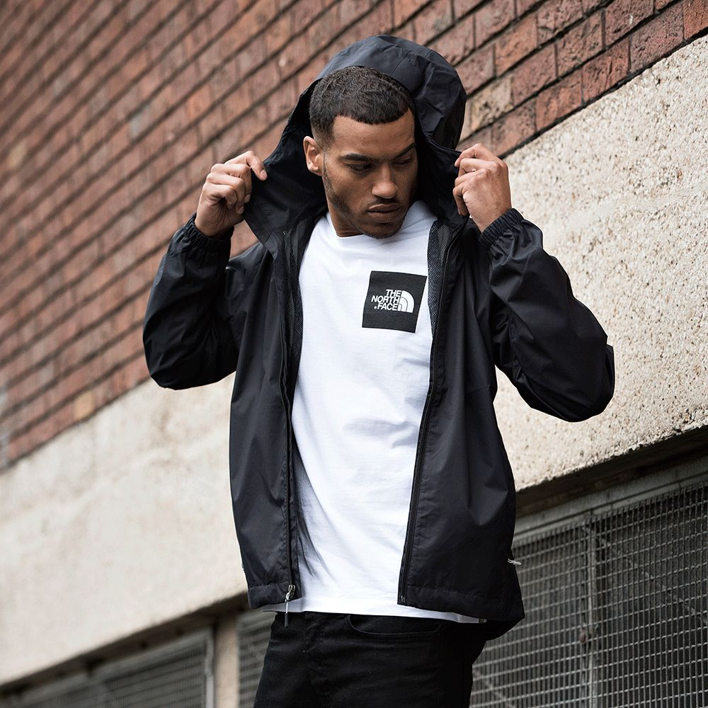 04fee74b8 Look fresh this AW'15 in The North Face T-shirt & Jacket ...