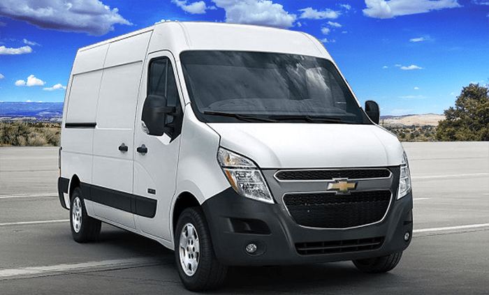 2020 Chevy Express Redesign Release Date