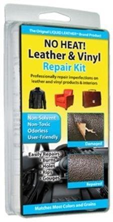 Liquid Leather Deluxe Vinyl Fabric Repair Kit Vinyl Repair Leather Repair Diy Leather Craft Tools