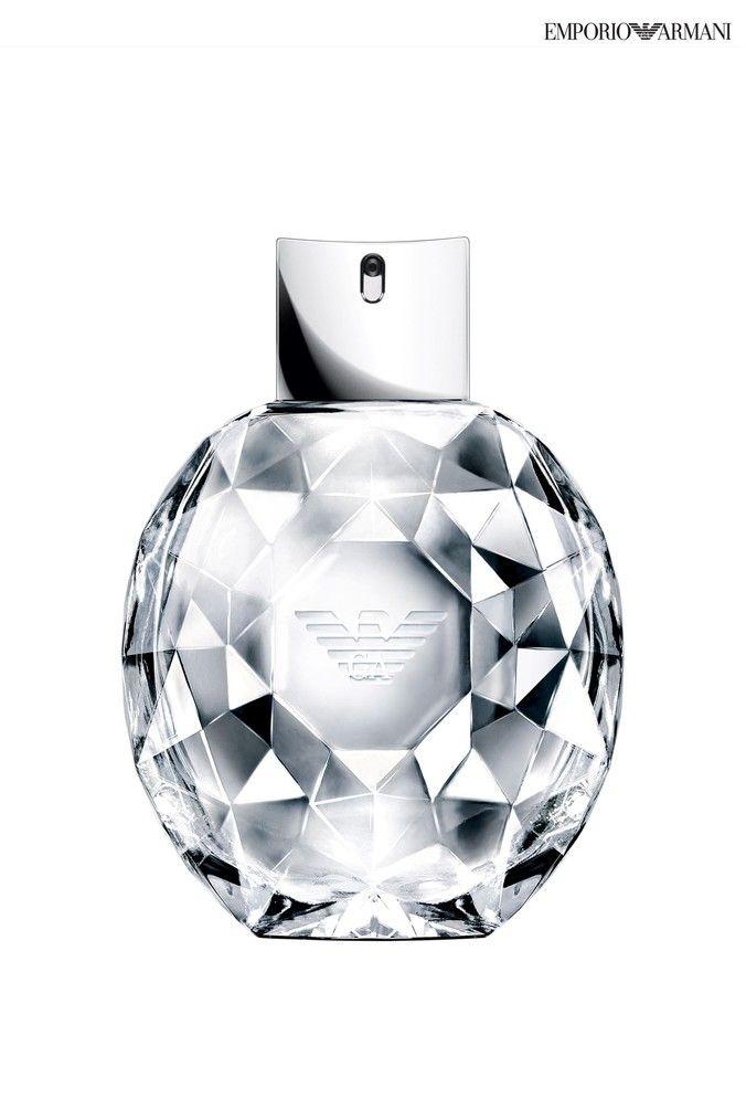 6a1d5e09a2d Womens Emporio Armani Diamonds Eau De Parfum 100ml - Silver ...