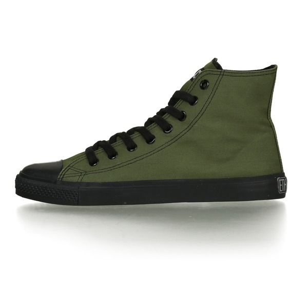 Photo of Ethletic Black Cap Hi Cut Classic Camping Green | Jet Black
