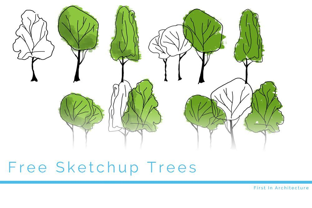 Painting Tree Trunk Tutorial