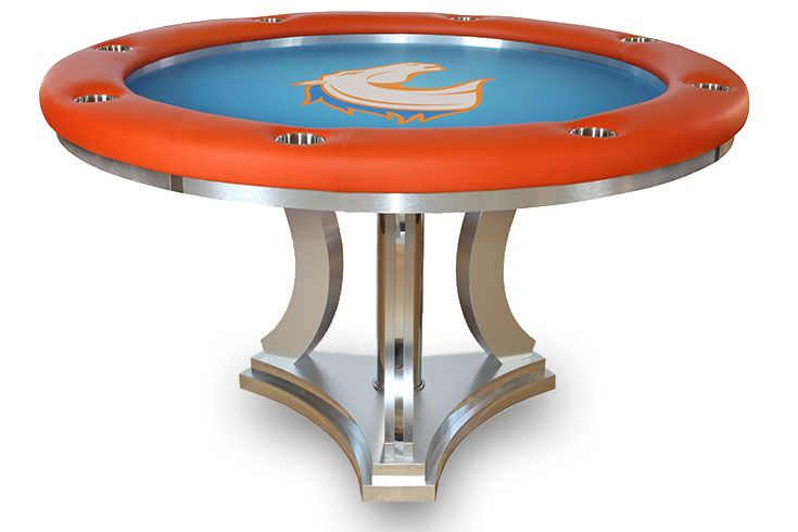 Round poker table base precognition roulette