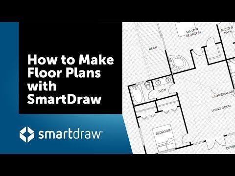 How to Make Floor Plans with SmartDraw s Floor Plan Creator and Designer