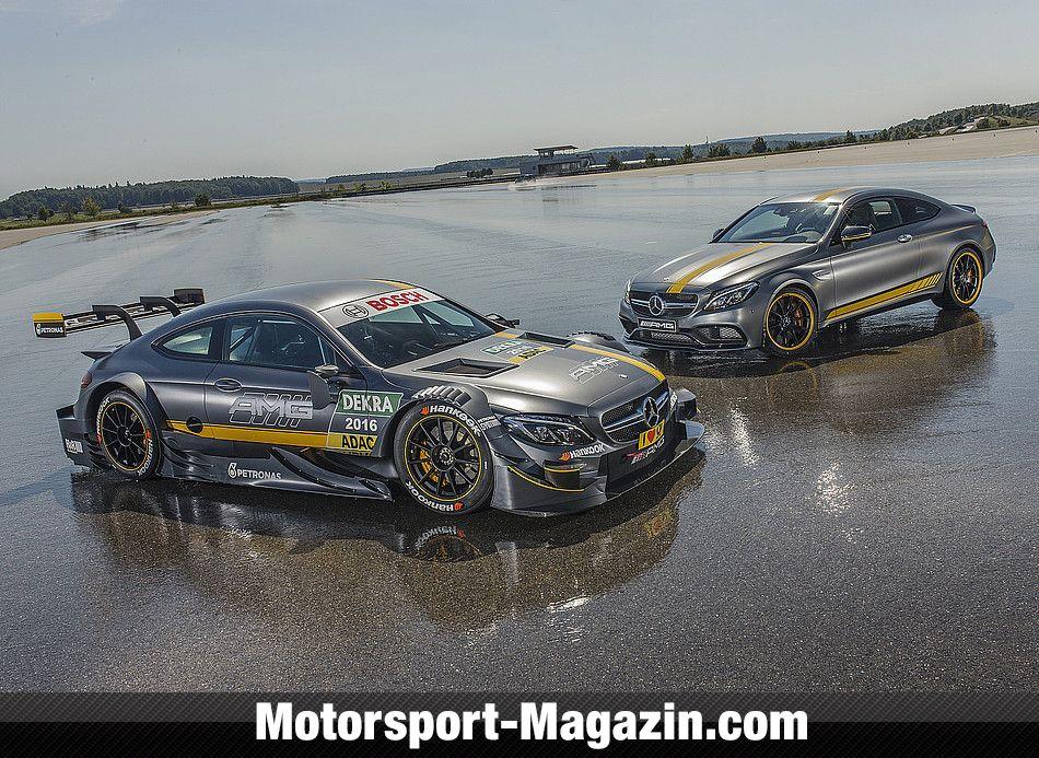 Mercedes präsentiert Auto für die Saison 2016 - DTM ...