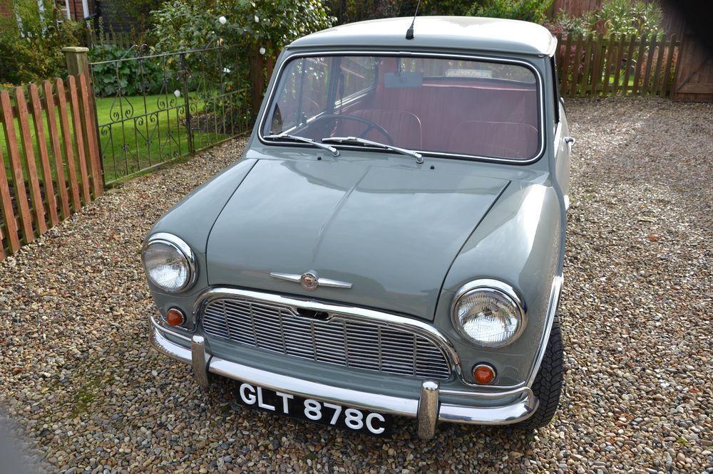 eBay: 1965 Mk1 Morris Mini Minor Super Deluxe #classicmini